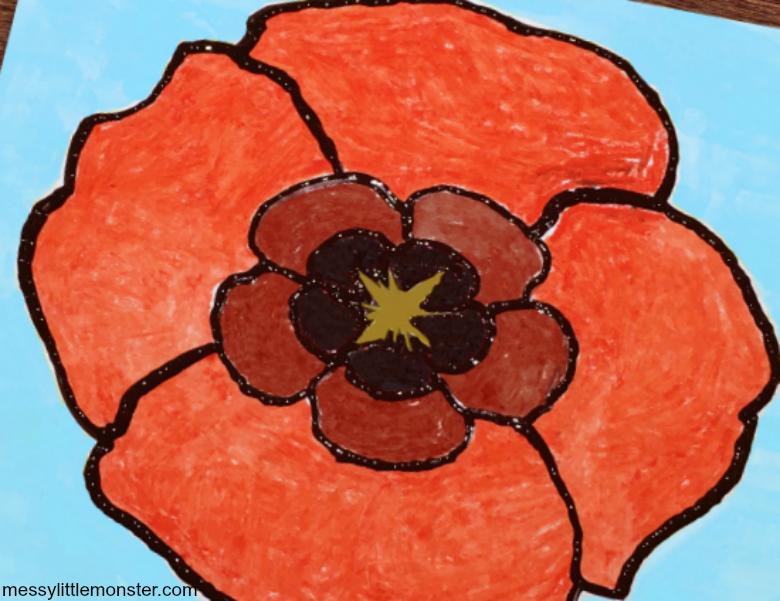 Georgia O Keeffe Poppy Art