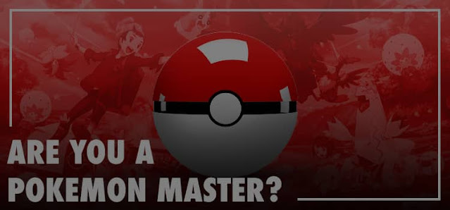 Are you a Pokemon Master? Quiz Answers 100% Score