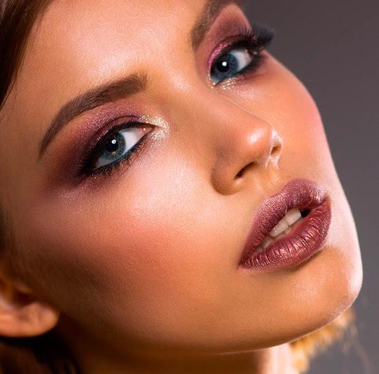 Maquillaje y piel sana