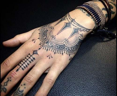 kadın maori tribal dövmeleri woman maori tribal tattoos 28