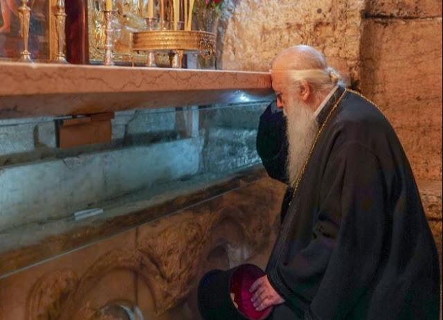 H Βέροια υποδέχεται τον Τίμιο Σταυρό από την Παναγία τη Σουμελά