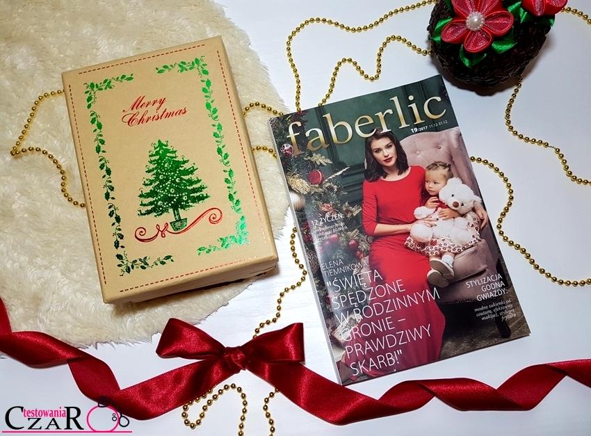 Świąteczna paczka od Faberlic
