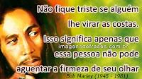 Bob Marley. Frases de Robert Nesta Marley (1945 - 1981)