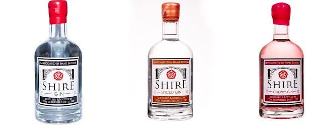 Shropshire Gin, Shire Gin