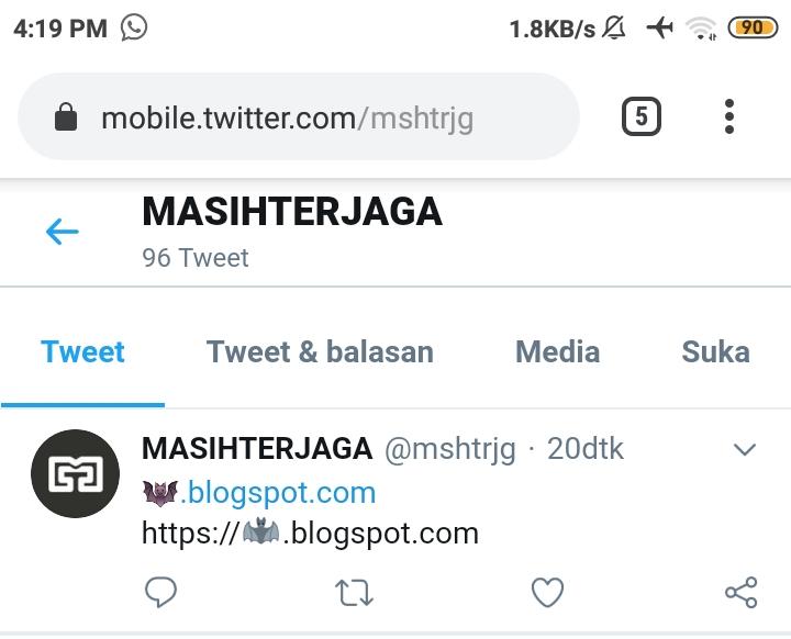 Balada Rakyat Twitter