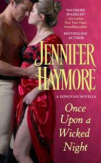 Erase una Perversa Noche, Jennifer Haymore