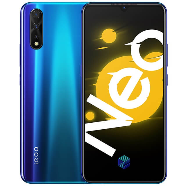 Vivo iQOO Neo 855 Racing Edition Light Mint