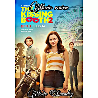 The Kissing Booth 2 (2020) movie review.