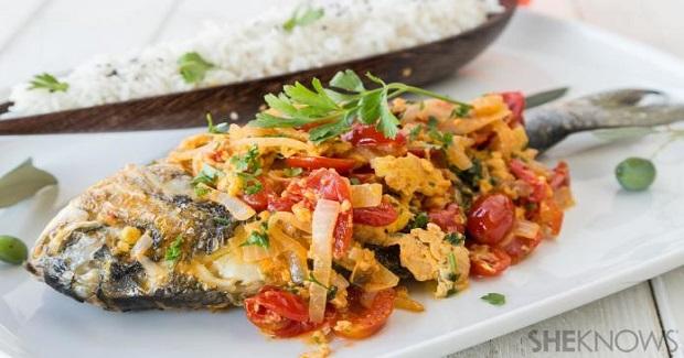 Filipino Fish Sarciado Recipe