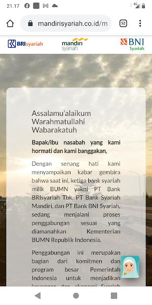 Bersatunya Bank Syariah Milik BUMN
