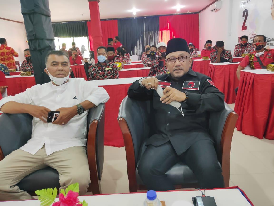 Buka Pelatihan Saksi Pilkada 2020, Lis Darmansyah : Pasangan WS-RH Dapat Mensejahterakan Masyarakatnya