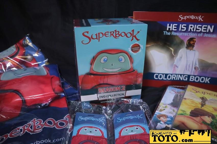 Giveaway Alert!!!! Superbook Premium Items!