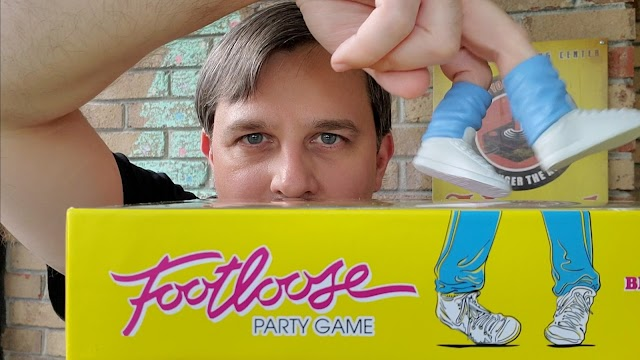 REVIEW + GIVEAWAY: Footloose Party Game
