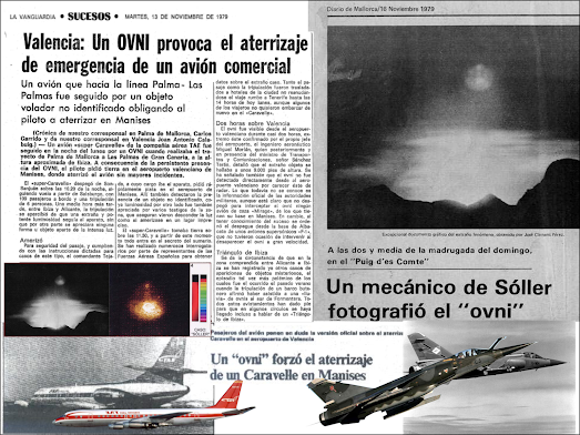 The Manises UFO Mystery - ABC (Spain) 11-13-1979