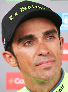 Alberto Contador, The Best Spanish Road Race Cyclists,