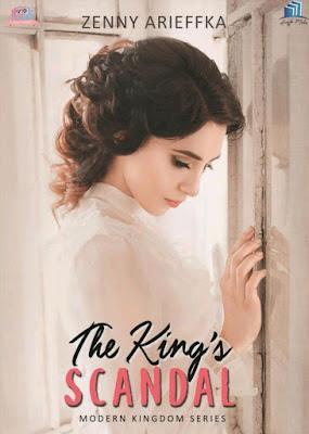 Novel The King's Scandal Karya Zenny Arieffka PDF