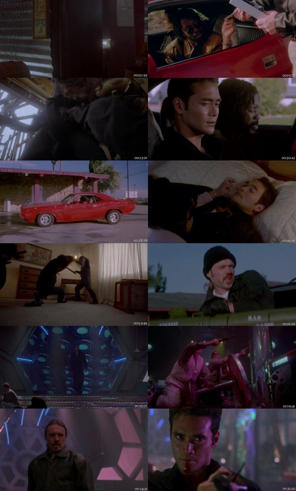 Drive 1997 HDRip 720p [Hindi-English]