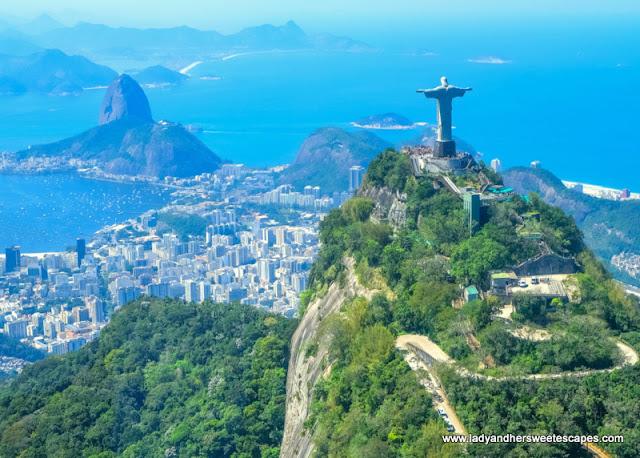 helicopter experience in Rio de Janeiro