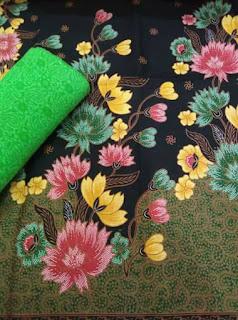 Jual Batik Primis Kembang Harga Murah