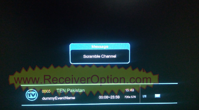 HOW TO SOLVE TEN SPORTS SCRAMBLE PROBLEM IN ACCESS CONTROL 1506G 4MB NEW SOFTWARE