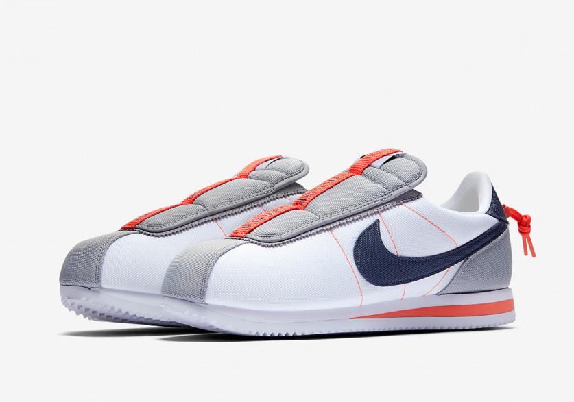Swag Craze  First Look  Kendrick Lamar x Nike Cortez Basic Slip e6e3632fc