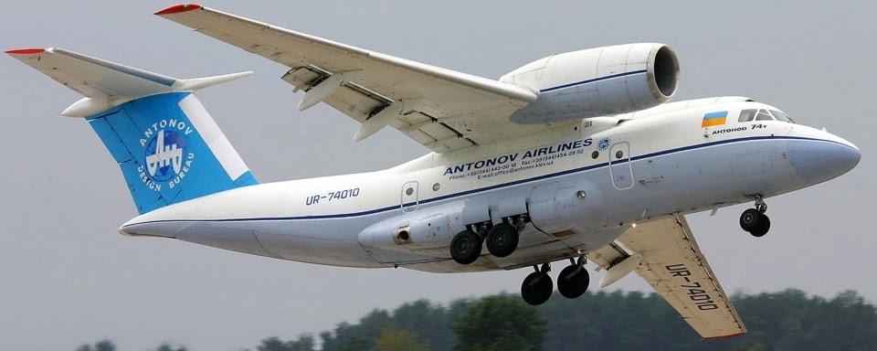 Антонов планує збирати літаки на території Канади