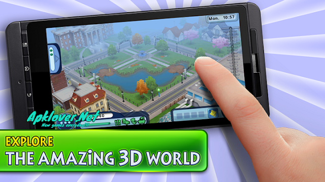 The Sims 3 MOD APK unlimited money