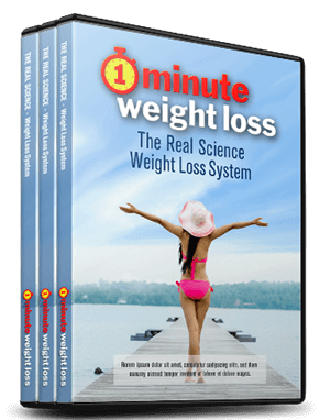 easy ways to lose weight in 1 minute