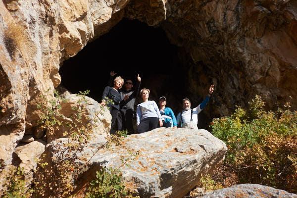 Сукок: пещера и одамташ