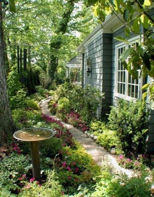 افكرا ممرات الحدائق المنزلية 2019-2020