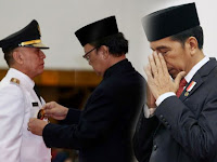 Gila… Gara-gara Iwan Bule, Jokowi Mau di Lengserkan