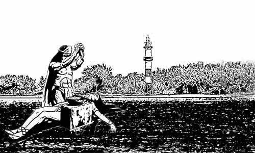 Leyenda El sacrificio de la doncella
