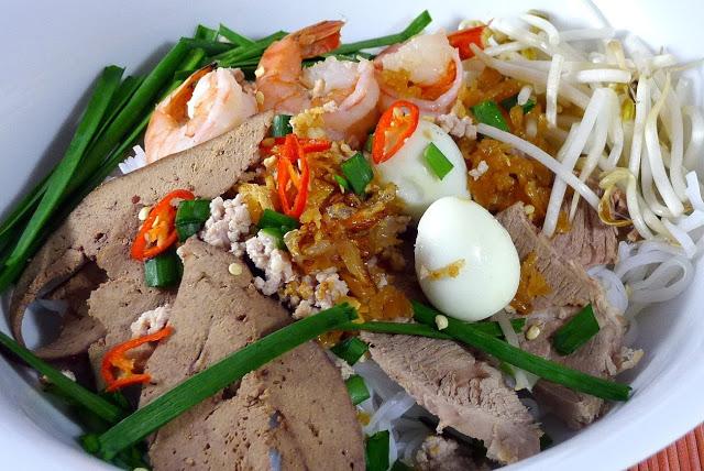 Hu Tieu in Sai Gon