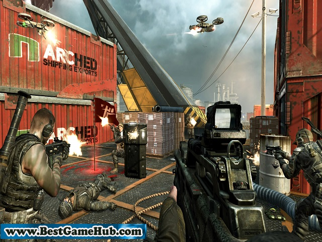 Call of Duty Black Ops 2 Torrent With Crack Download Free