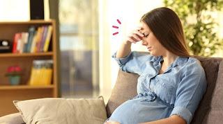 tanda-tanda 24 jam sebelum melahirkan