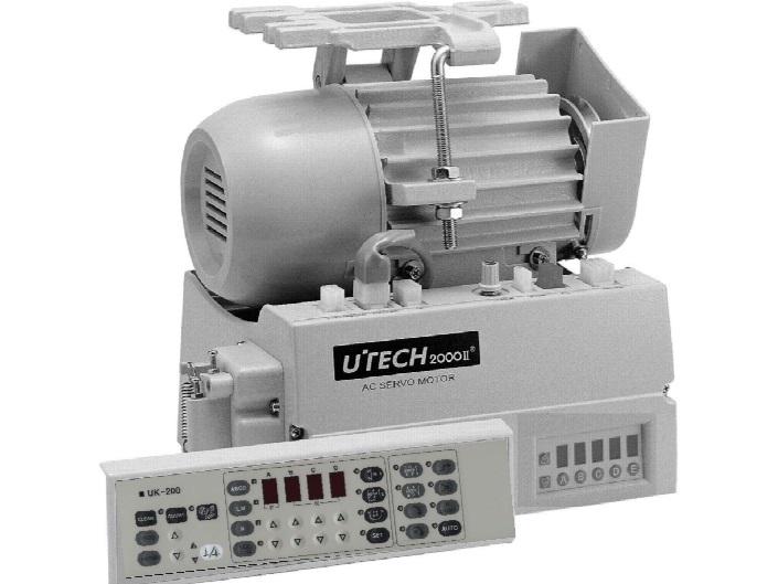 UK-200 & Servo Motor Uteck 2000