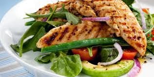 Comida saludable en tu dieta