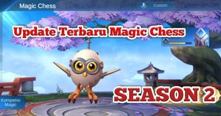 Latest update Magic Chess Season 2