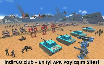 army battle simulator apk