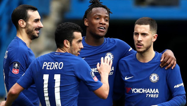 Prediksi Skor Bola Chelsea vs Cardiff City 15 September 2018