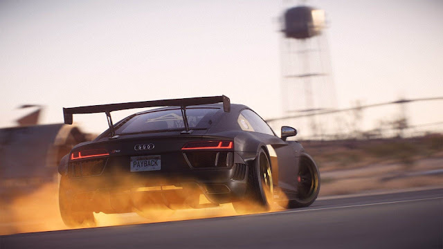 Need for Speed Payback PC imagenes