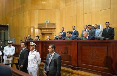 Cairo's Criminal Court