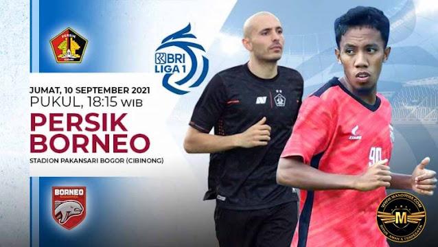 Prediksi Persik Kediri Vs Borneo FC