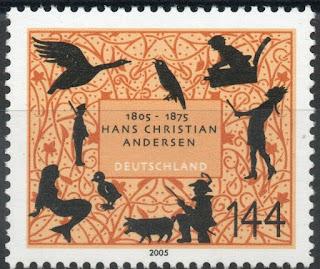 Germany 2005 - Hans Christian Andersen