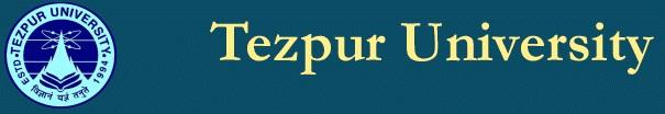 Tezpur University (TU) UG / PG Results 2017