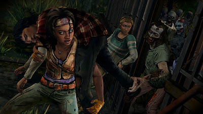 The Walking Dead: Michonne - Ep.2 - Give No Shelter