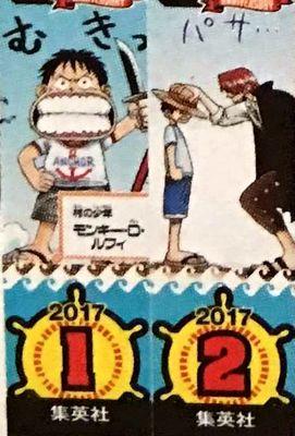 One Piece, 20th Anniversary, Manga, Actu Manga, Shueisha, Weekly Shonen Jump, Eiichiro Oda,