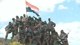 Border Guarding Forces Celebrated Kargil Vijay Diwas