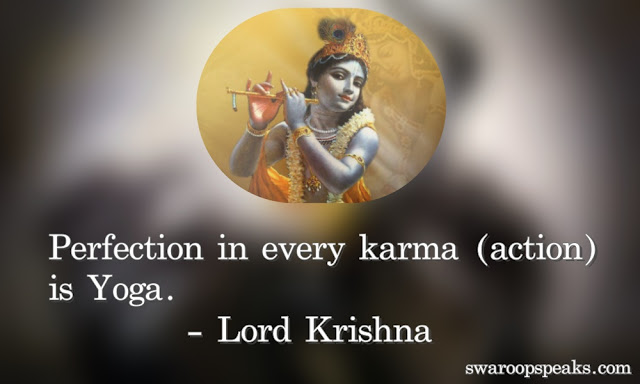 Best Motivational Quotes of Lord Krishna