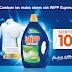 Elimina los olores con Wipp Express
